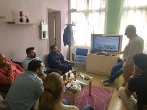 Basaksehir visit